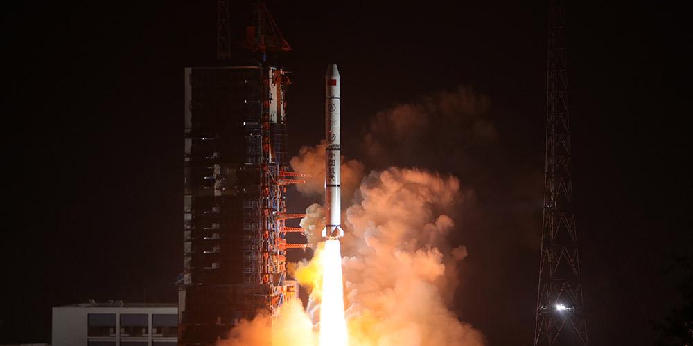 China lança satélites de sensoriamento remoto