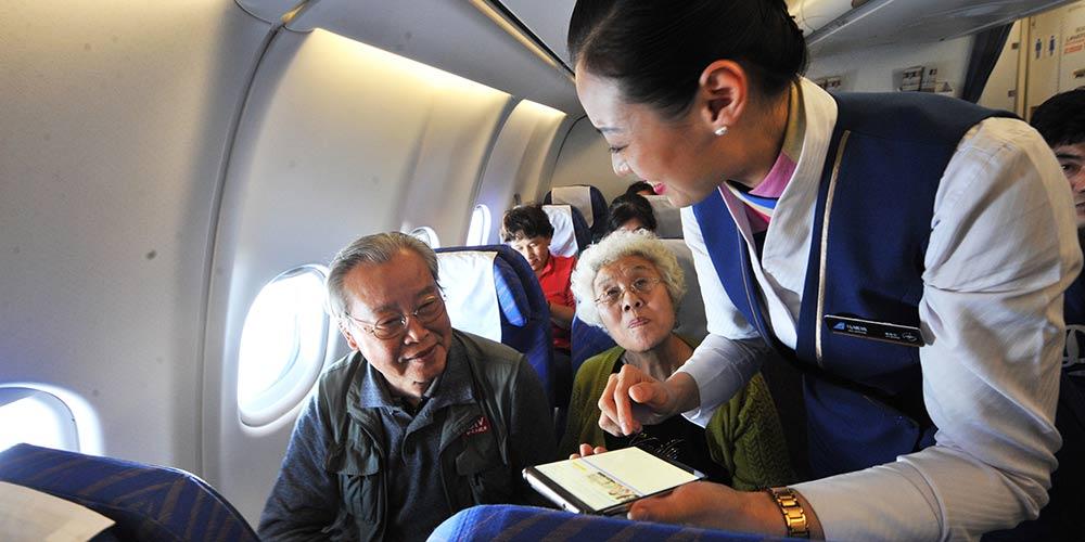China Southern Airlines permite uso de celular em suas aeronaves