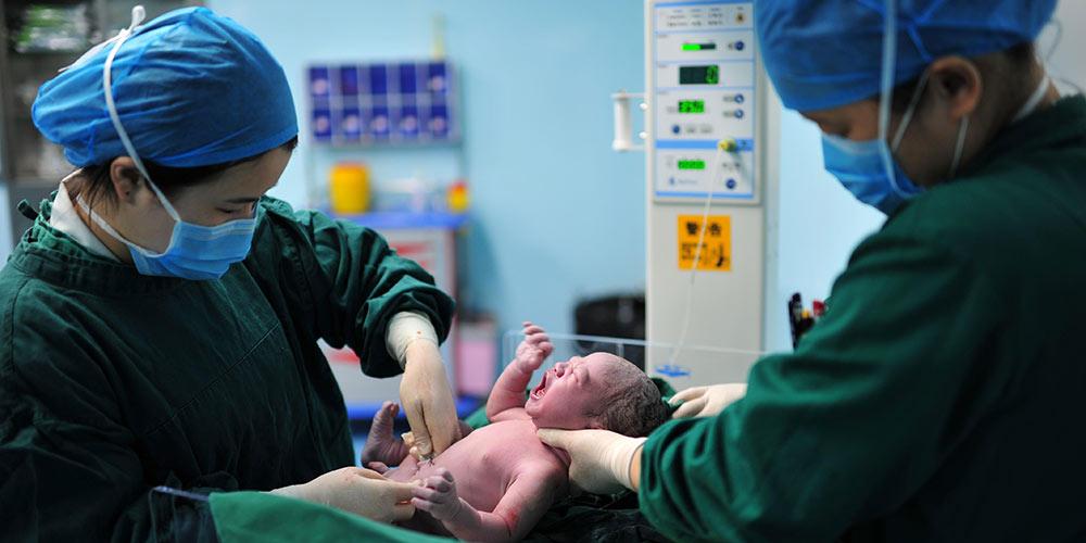 17,23 milhões de bebês nasceram na China em 2017