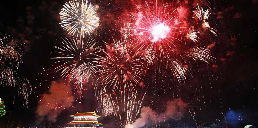 Diversas atividades são realizadas em toda a China para celebrar Festa da Primavera