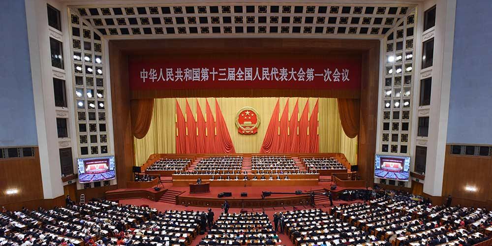 Órgão legislativo nacional da China inicia sessão anual