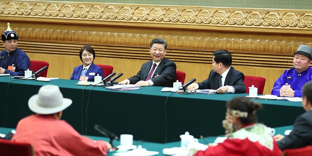Presidente chinês enfatiza foco do desenvolvimento econômico de alta qualidade
