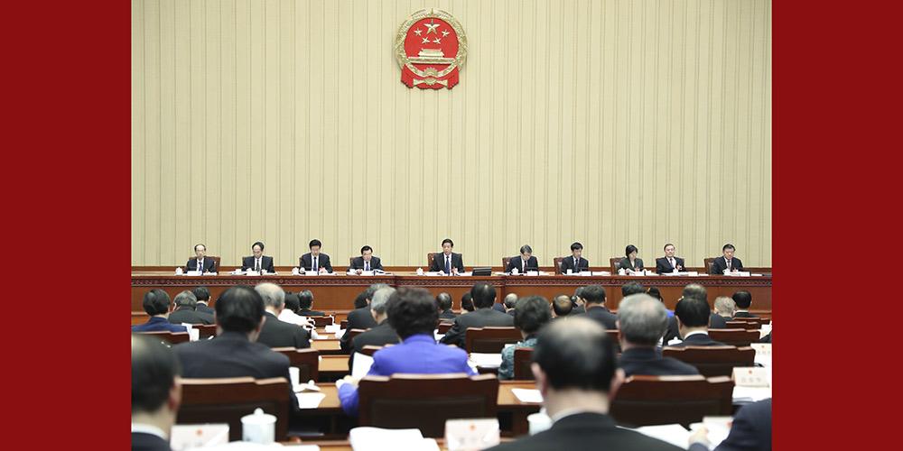 Lista de candidatos para nova liderança de Estado da China é apresentada para deliberação