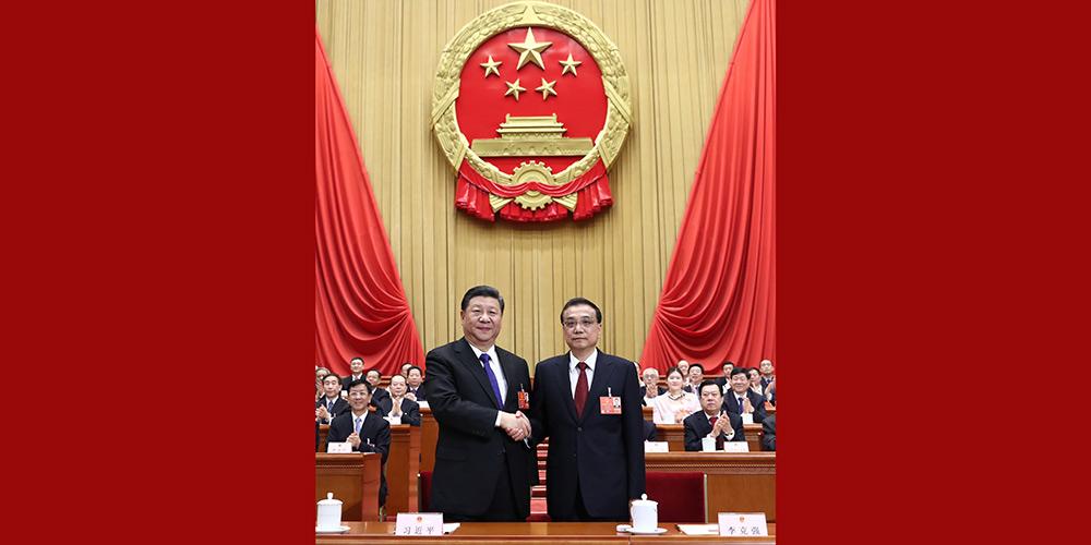Endossado Li Keqiang como premiê chinês