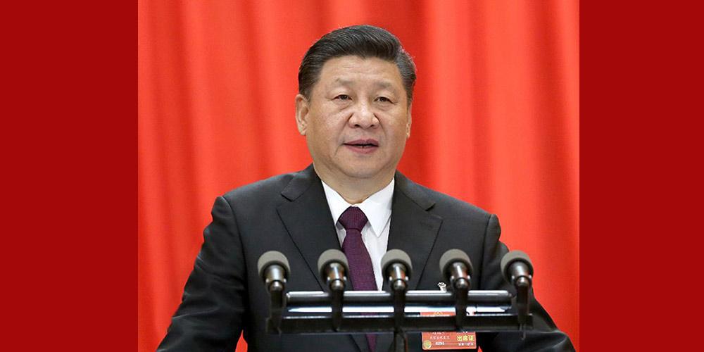Povo é criador da história e verdadeiro herói, diz Xi