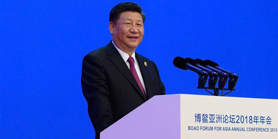 Fórum Boao para a Ásia inicia cerimônia de abertura de conferência anual