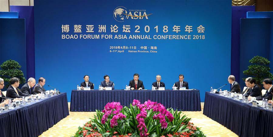 Xi Jinping diz que China e mundo não podem se desenvolver um sem o outro