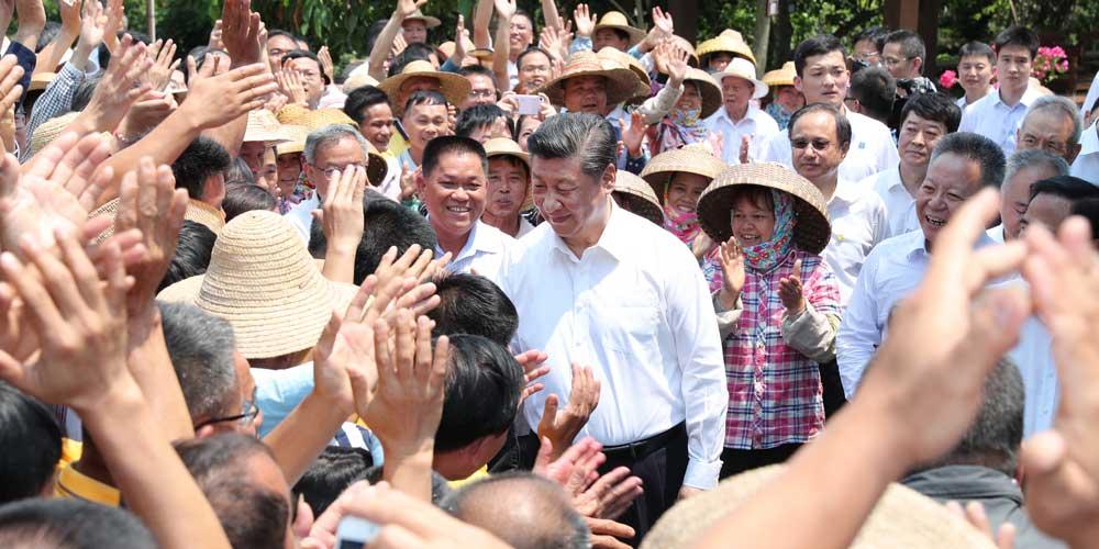 Em Hainan, presidente chinês sublinha reforma, abertura e proteção ambiental