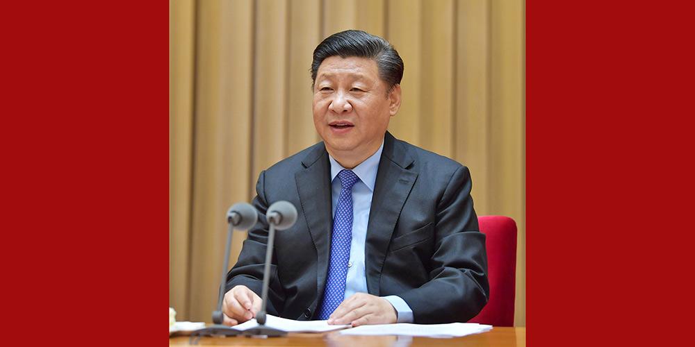 Presidente chinês traça plano para desenvolver força chinesa no ciberespaço