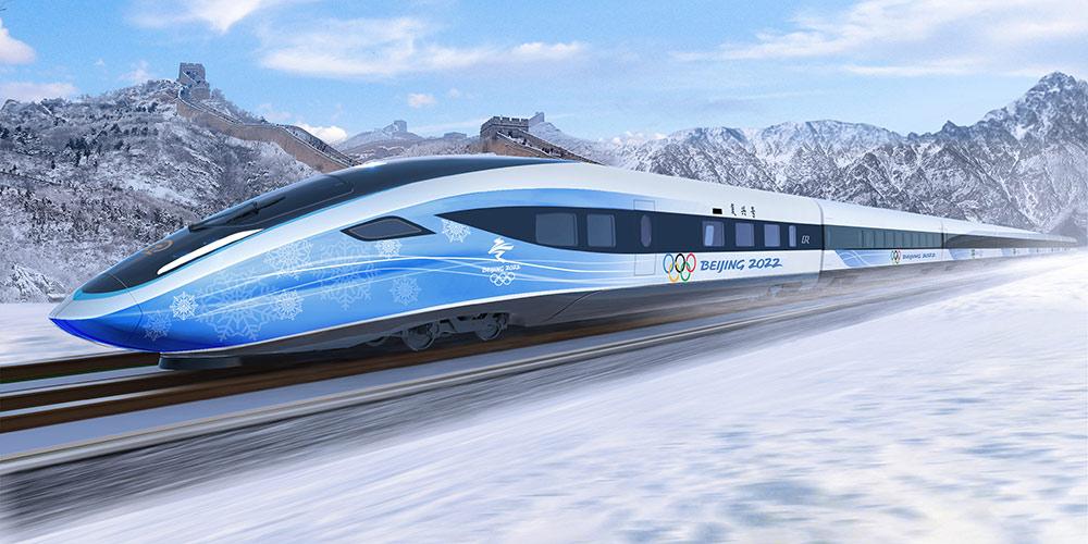 China concluirá teste de trem de alta velocidade até meados de 2019