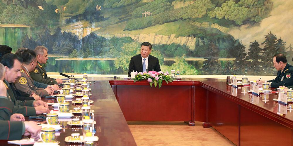 China aprofundará cooperação pragmática em defesa com a OCS, diz Xi