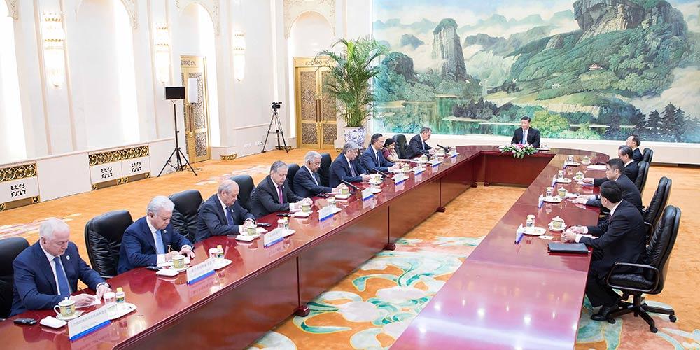 Presidente chinês diz que cúpula da OCS em Qingdao será um sucesso