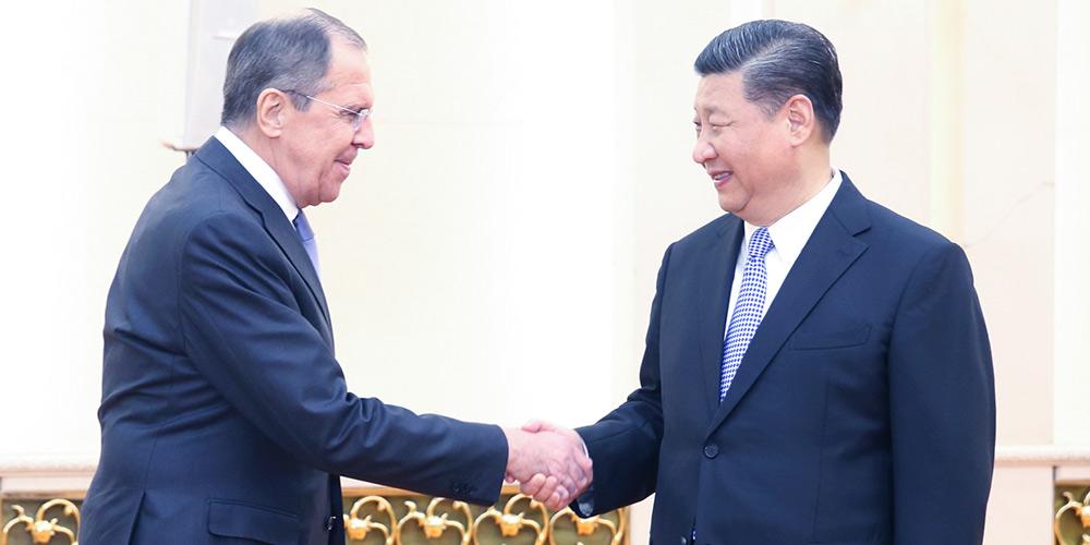 Xi quer planejar laços China-Rússia com Putin na nova era