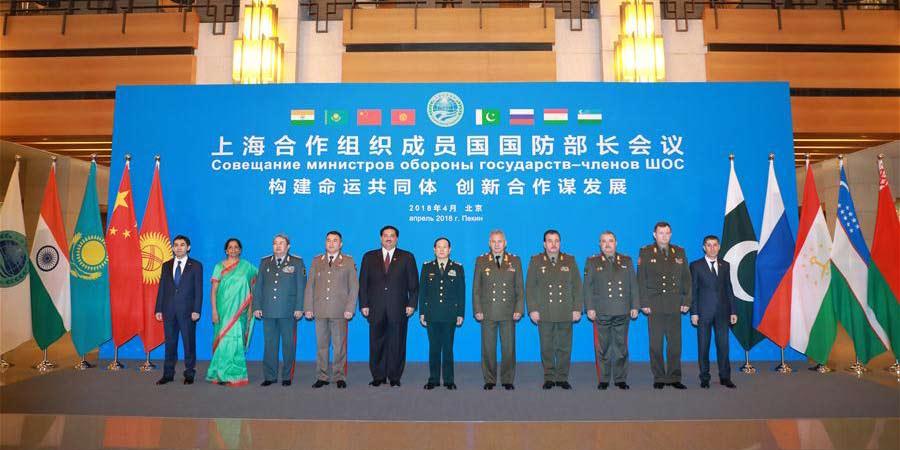 Conselheiro de Estado chinês pede melhora da cooperação em defesa e segurança da OCS