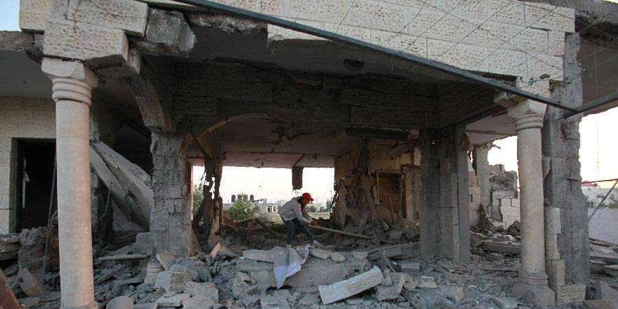 Israel destrói casa de atacante palestino na Cisjordânia, dizem militares