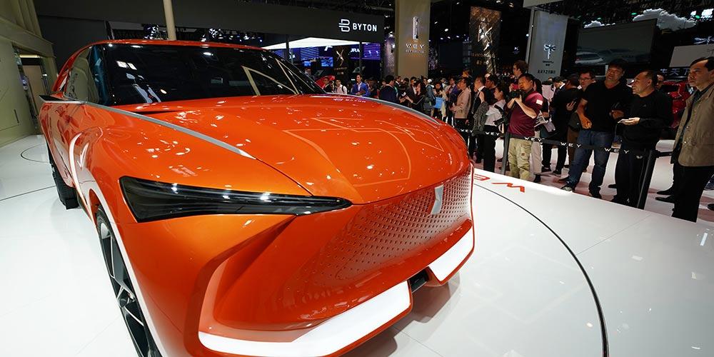 Salão Internacional do Automóvel de Beijing 2018 abre as portas ao público