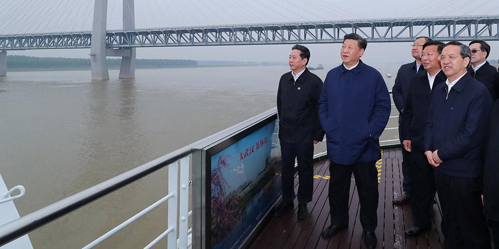 Xi pede maior capacidade de inovação independente