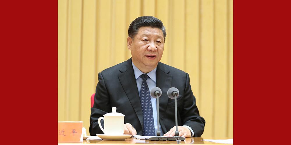 Xi promete batalha dura contra poluição para impulsionar avanço ecológico