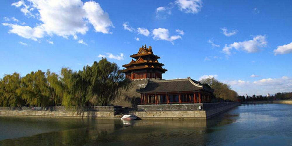 Qualidade do ar em Beijing melhora de janeiro a abril