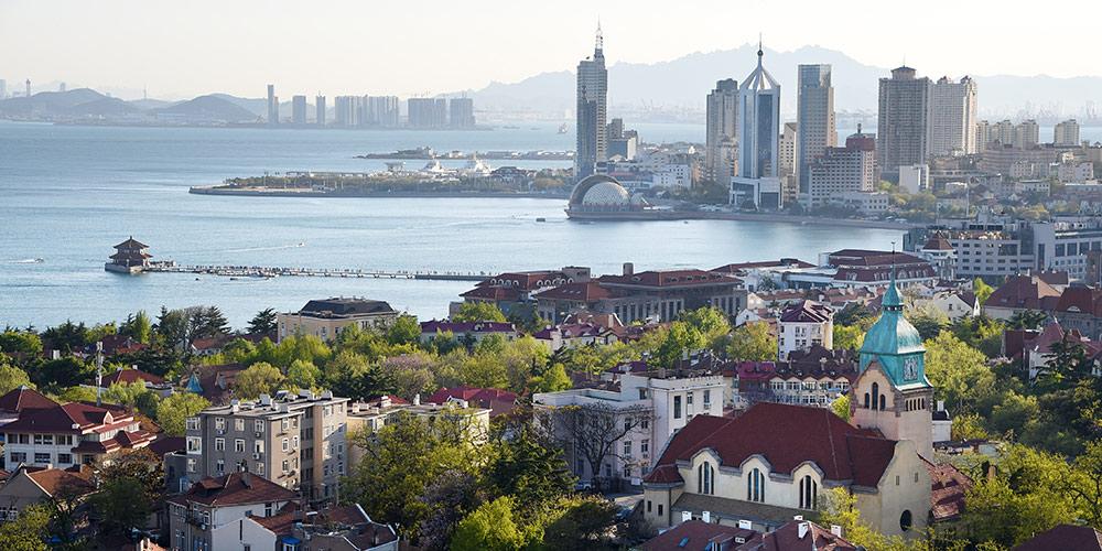 Galeria: Qingdao, cidade anfitriã da 18ª cúpula da Organização para Cooperação de Shanghai