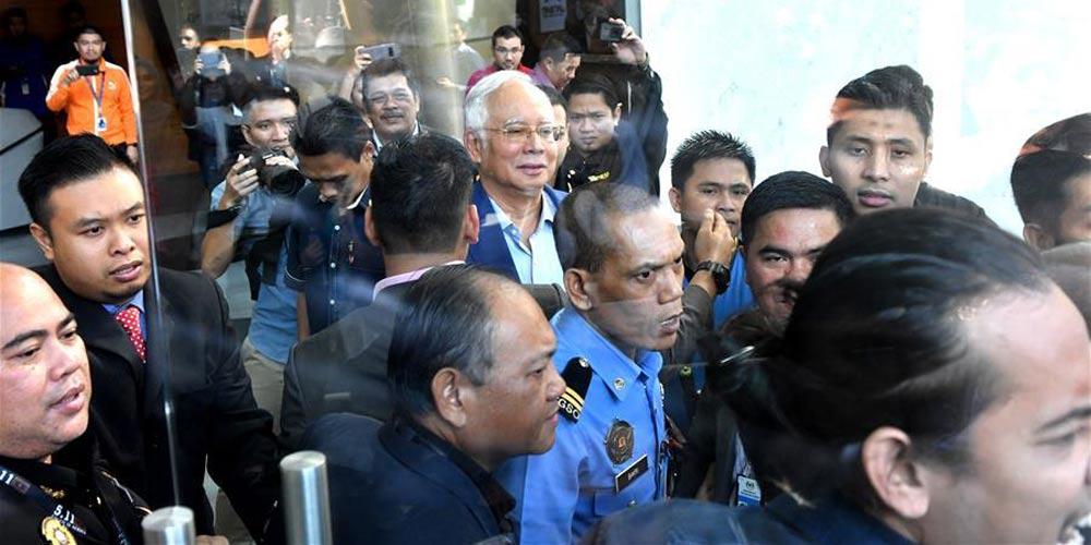Ex-primeiro-ministro malaio sob investigação de corrupção