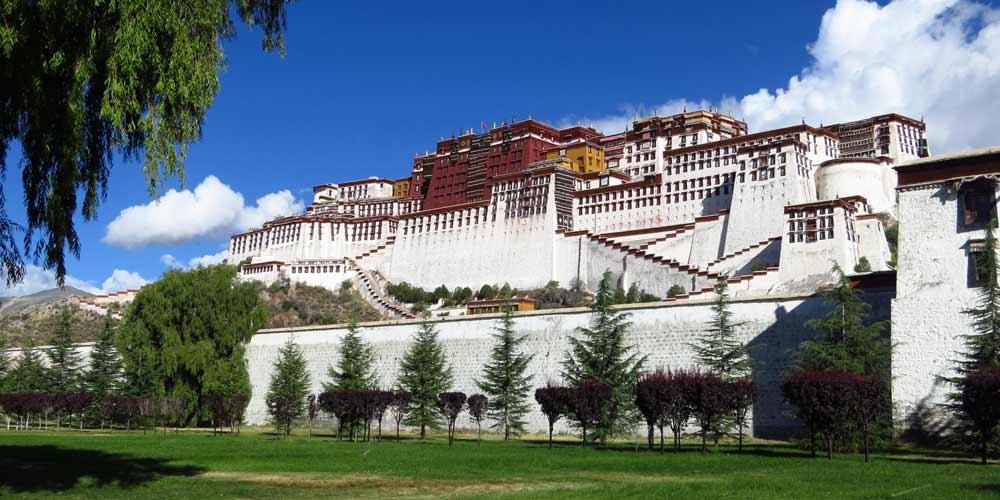 Palácio Potala recebe 1,45 milhão de turistas em 2017