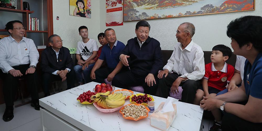 Xi pede esforços para impulsionar habilidade de inovação no desenvolvimento socioeconômico