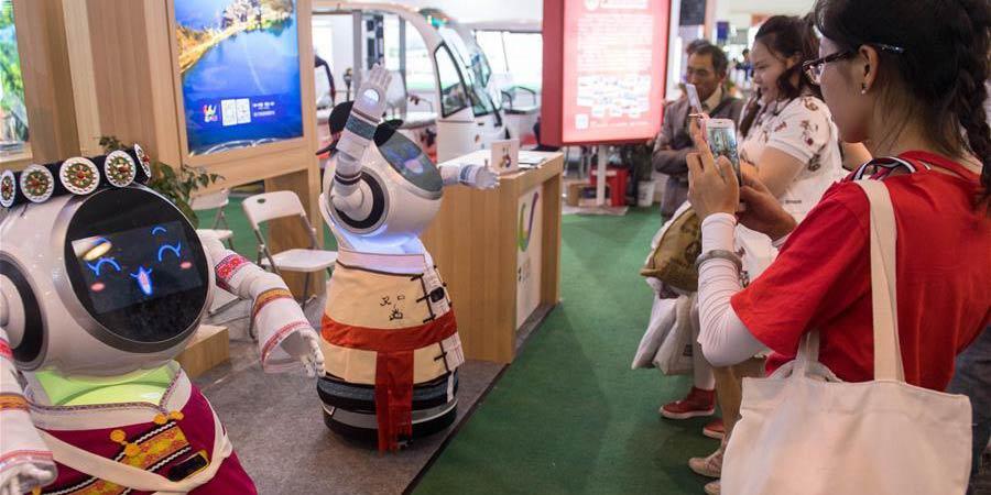 5ª CSA Expo e 25ª Feira de Importação e Exportação de Kunming realizadas em Yunnan