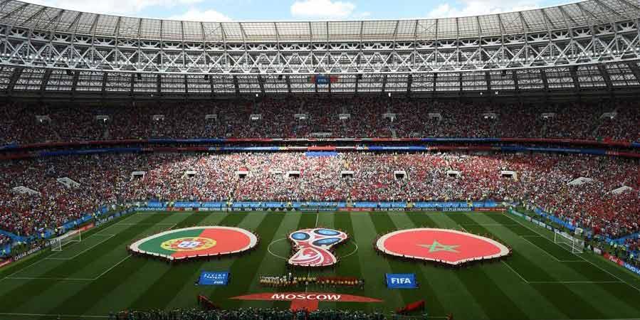 Portugal vence Marrocos por 1 a 0