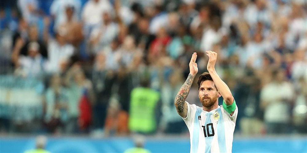 Copa do Mundo: Argentina vence Nigéria e avança para as oitavas de final