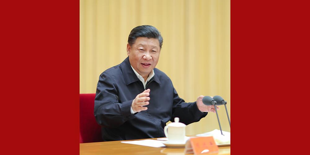 Xi promete tornar mais forte o PCC