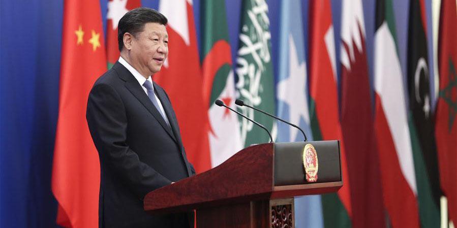 China e Estados Árabes concordam em criar parceria estratégica