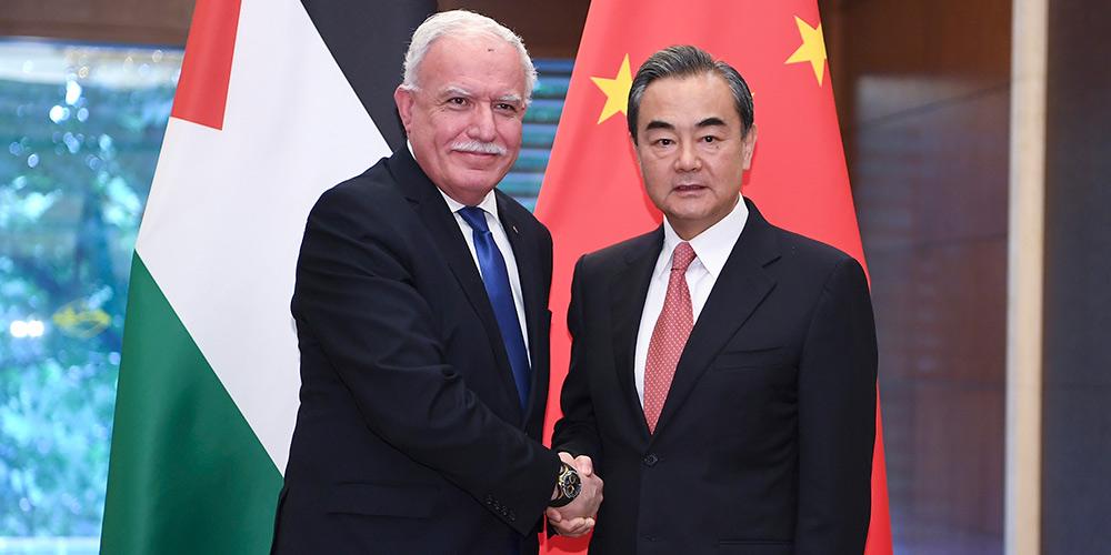 Conselheiro de Estado chinês realiza conversas com chanceleres de Estados árabes