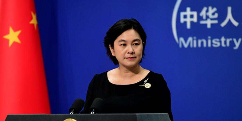 China dá boas-vindas à melhoria de laços Rússia-EUA
