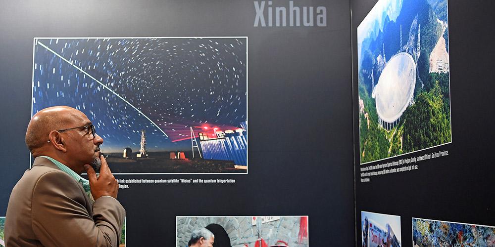 2ª Exposição Fotográfica Conjunta de Imprensa do BRICS abre na Cidade do Cabo