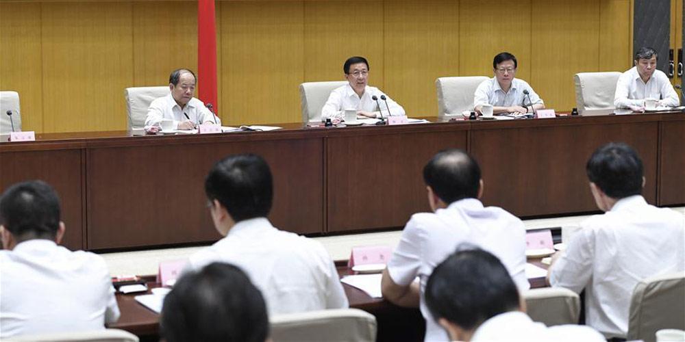 Vice-premiê chinês enfatiza importância do censo econômico nacional
