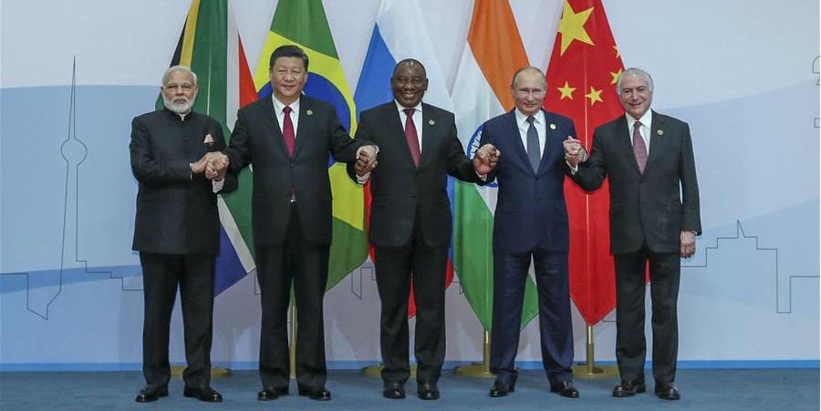 Líderes do BRICS prometem fortalecer sistema de comércio multilateral