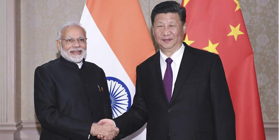 China quer estreitar parceria de desenvolvimento com a Índia, diz Xi