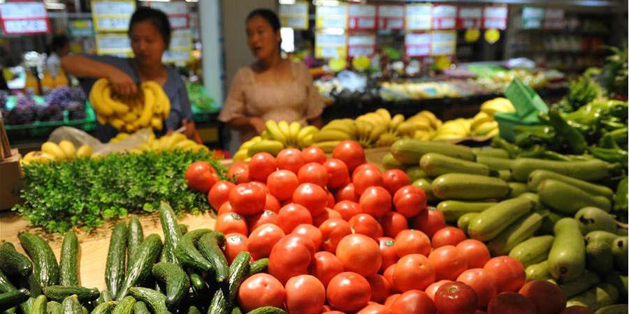 Inflação aumentou em julho na China