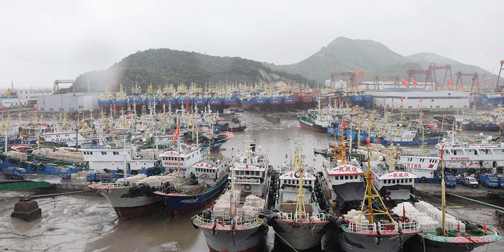 China eleva nível de alerta à espera do tufão Yagi