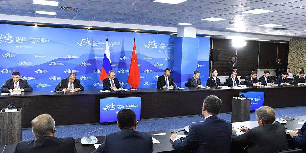 China e Rússia concordam em promover cooperação subnacional