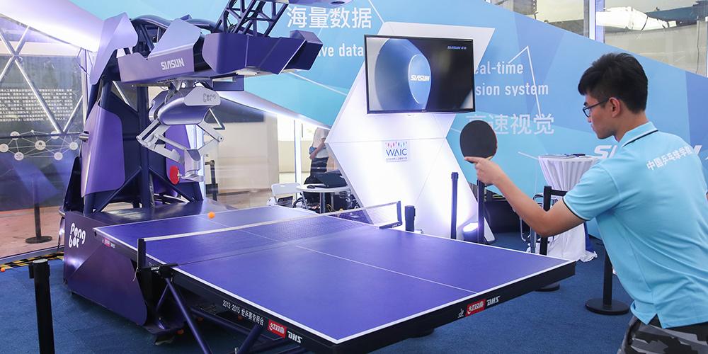 Gigantes tecnológicas internacionais estabelecerão centros de IA em Shanghai
