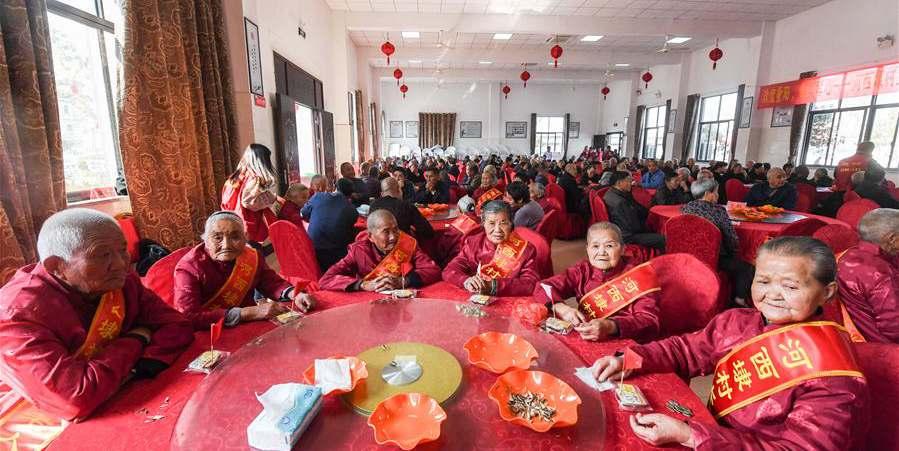Festival Chongyang: O Dia dos Idosos na China