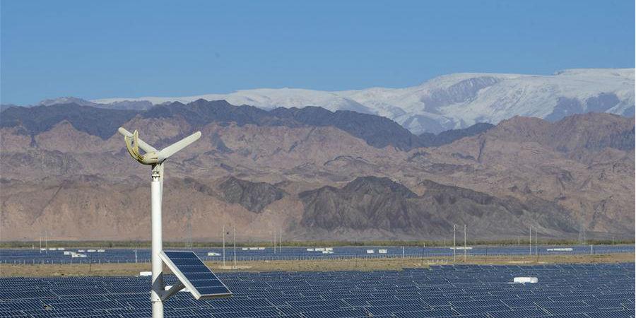Xinjiang tem crescimento na produção de energia renovável