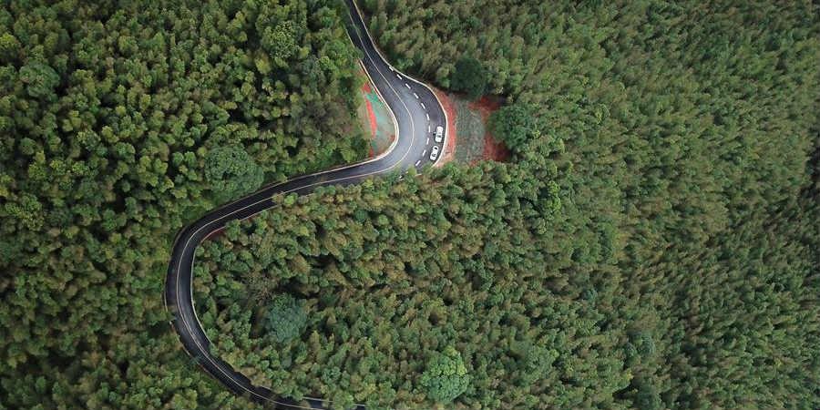Galeria: Parque nacional florestal de Zhuhai em Guizhou