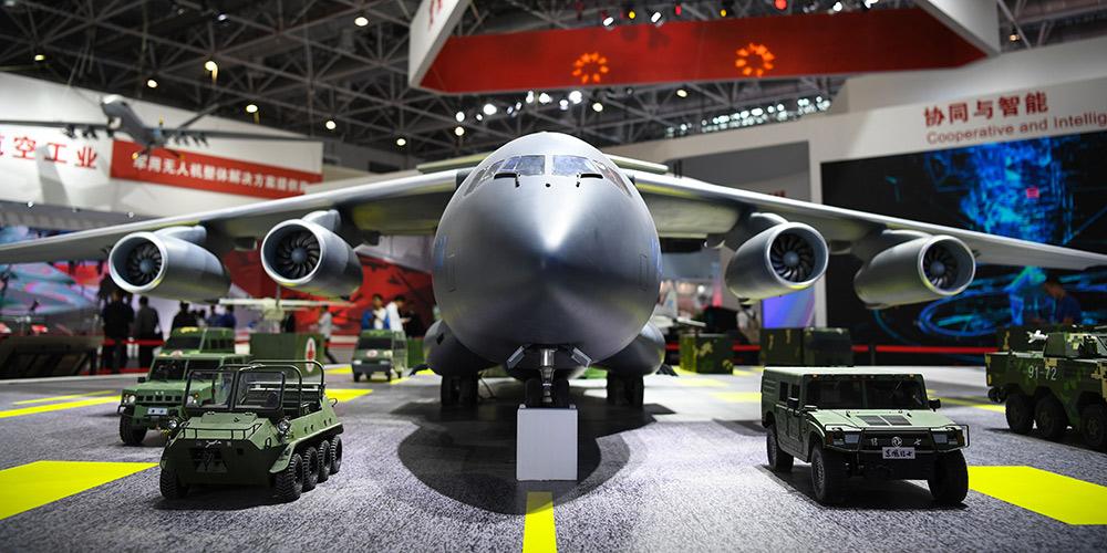Destaques da próxima Exposição Internacional de Aviação e Aeroespacial da China em Zhuhai