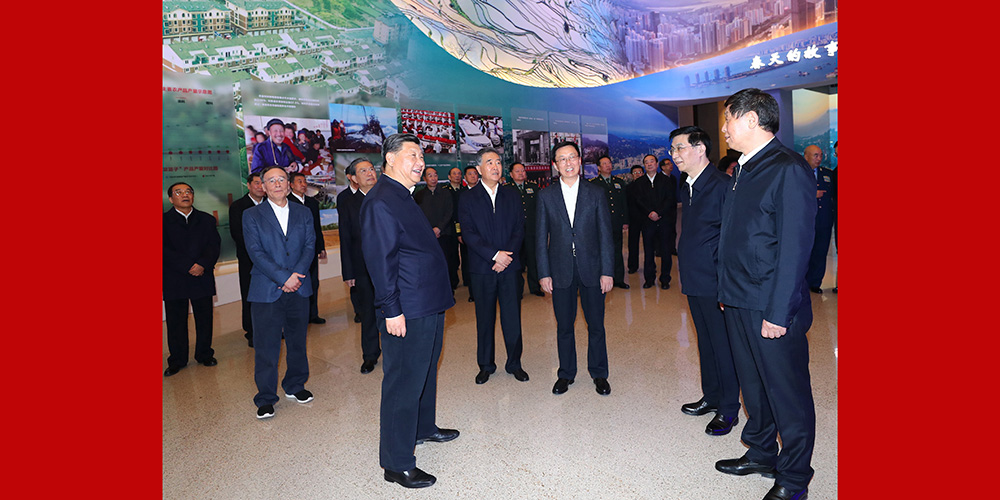 Presidente chinês pede confiança e resolução na reforma e abertura