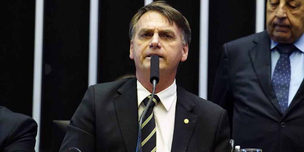 Bolsonaro assegura que novo chanceler brasileiro deve ser um diplomata de carreira
