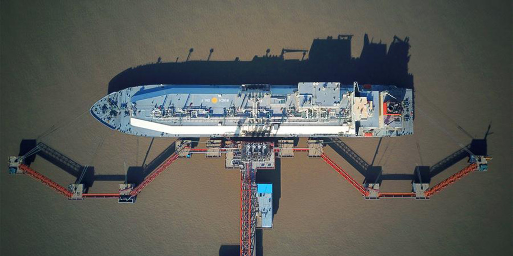 China impulsionará uso de gás natural para buscar energia mais limpa