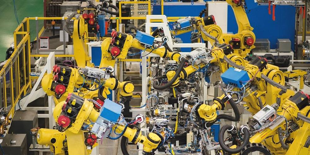 Produção industrial da China acelera em outubro